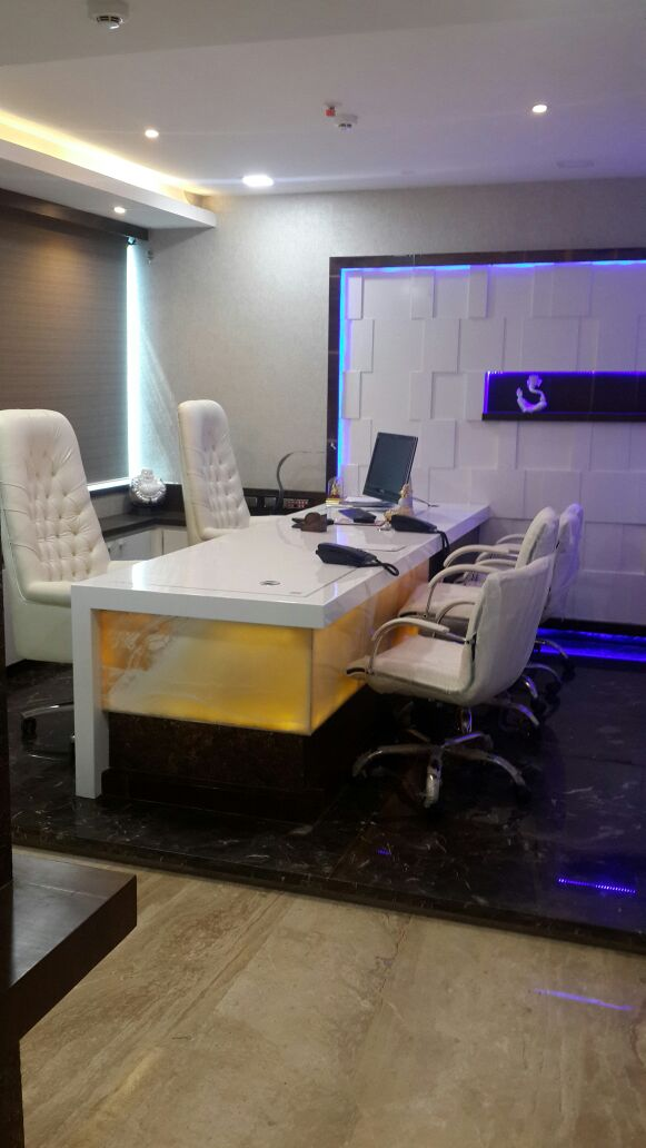 Commercial Office Space Available For Lease At Veera Desai Road Andheri West.
