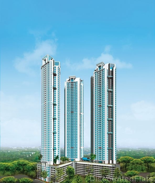 4bhk flat for rent in DB Woods Goregaon East.